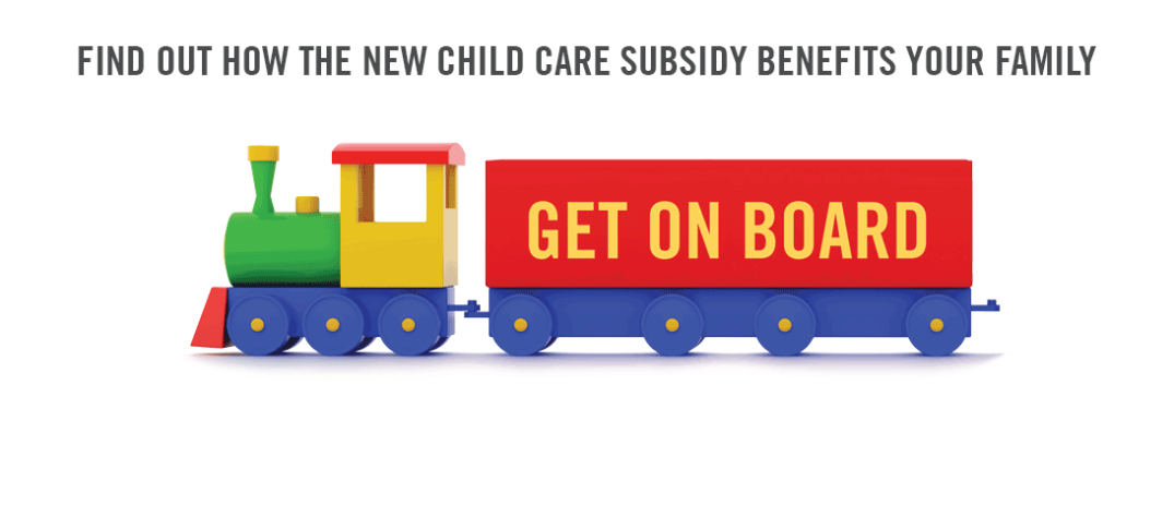 Guide to the Child Care Subsidy