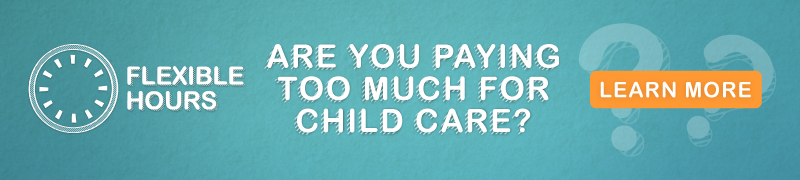 Flexible Hours for your Child Care Subsidy