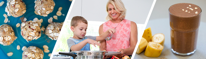 Kool Kids Childcare Centres in Gold Coast - New Menus